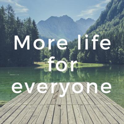 More life fot evryone